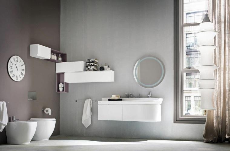 cuadros para baños modernos decorar