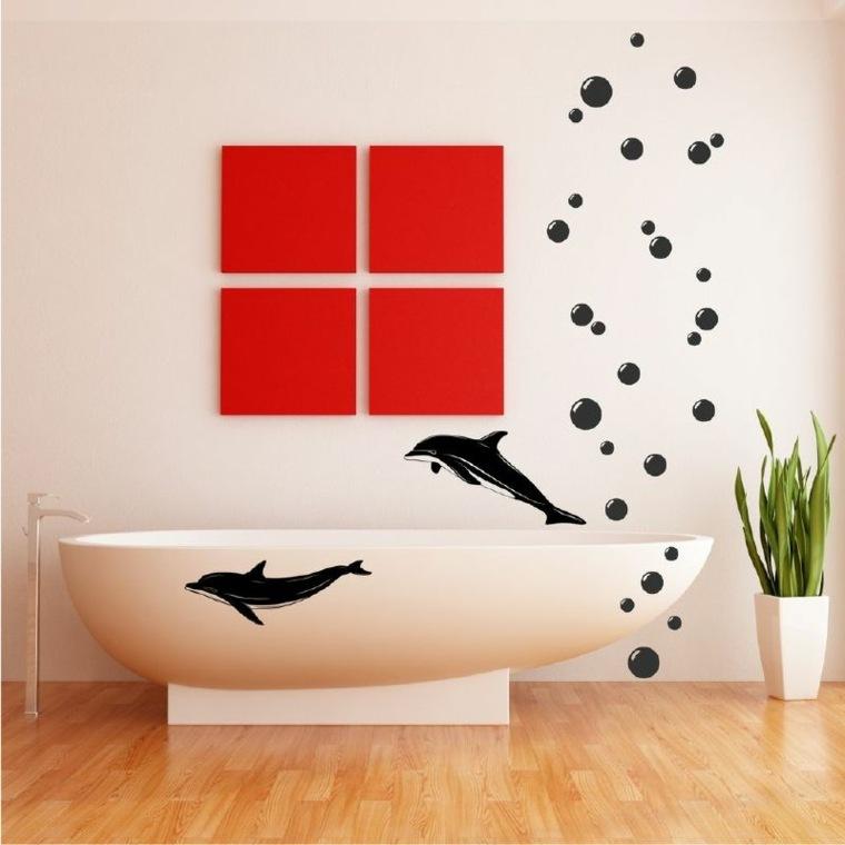 cuadros para el baño