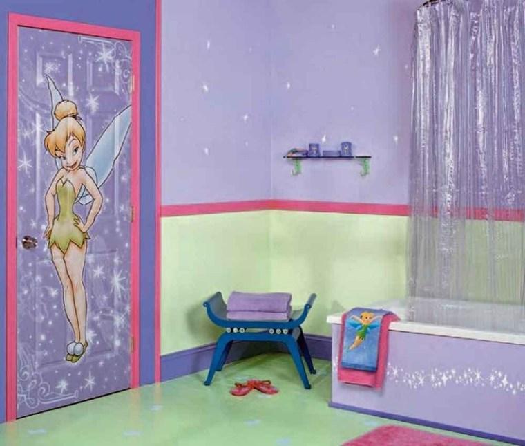 cuarto de baño campanilla