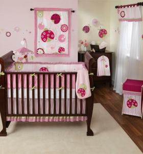 Escritorios juveniles personalizados ideas para decorar for Cuarto bebe nina