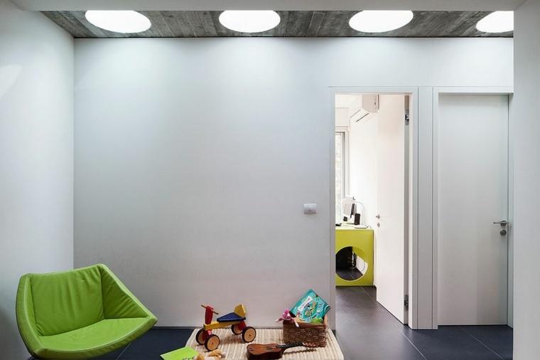 cuarto infantil diseno minimalista
