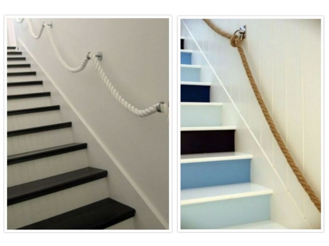 cuerdas soportes casa estilos metales