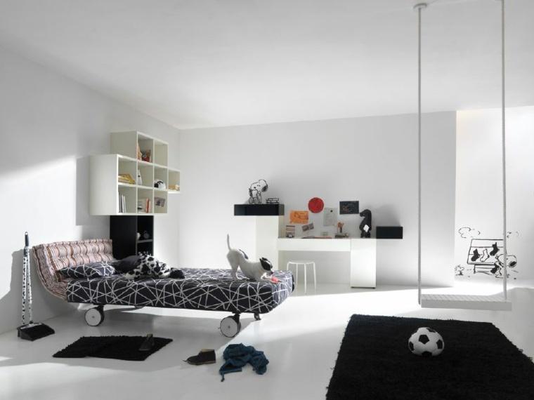 ideas decoración habitaciones infantiles modernas