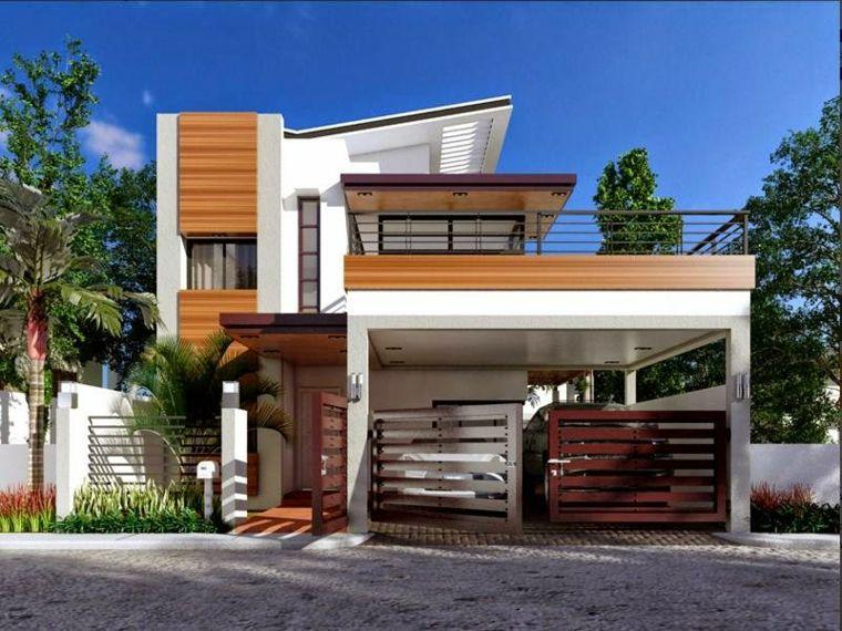 decoración casas pequeñas modernas