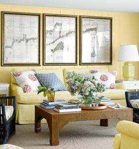 Decoracion de habitaciones con flores para la primavera -