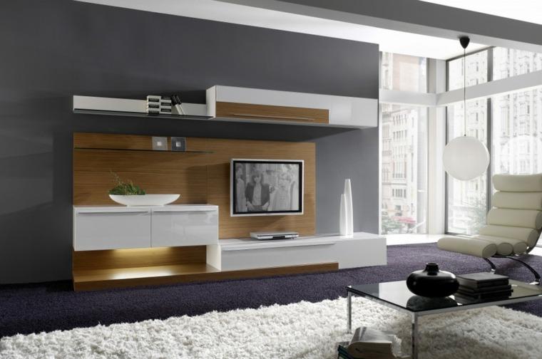 decoración de muebles de salón interior