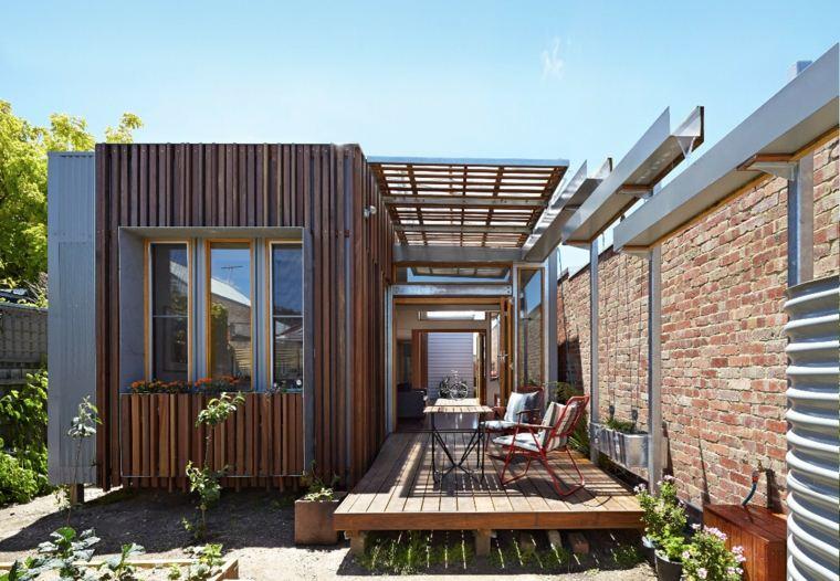 decoracion de terrazas exteriores Christopher Megowan Design ideas