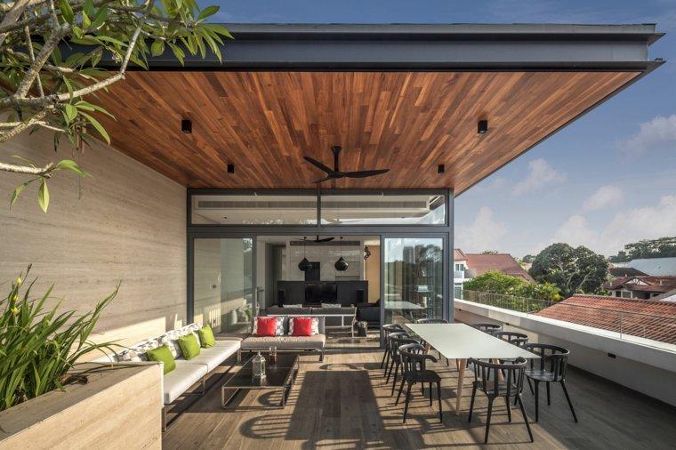 decoracion de terrazas exteriores Wallflower Architecture Design ideas