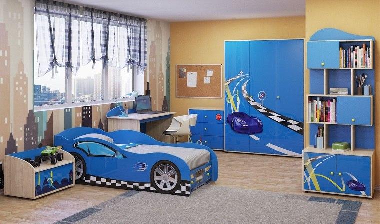 Decoraci n habitaciones infantiles con dise os inspiradores - Habitaciones infantiles decoracion ...