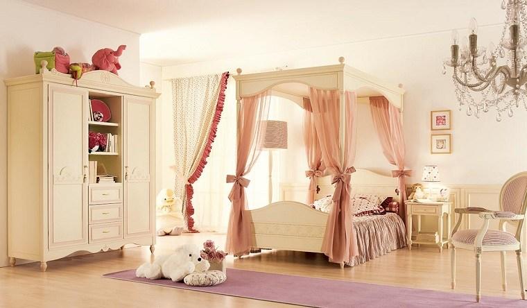 Decoraci n habitaciones infantiles con dise os inspiradores - Dormitorios infantiles clasicos ...