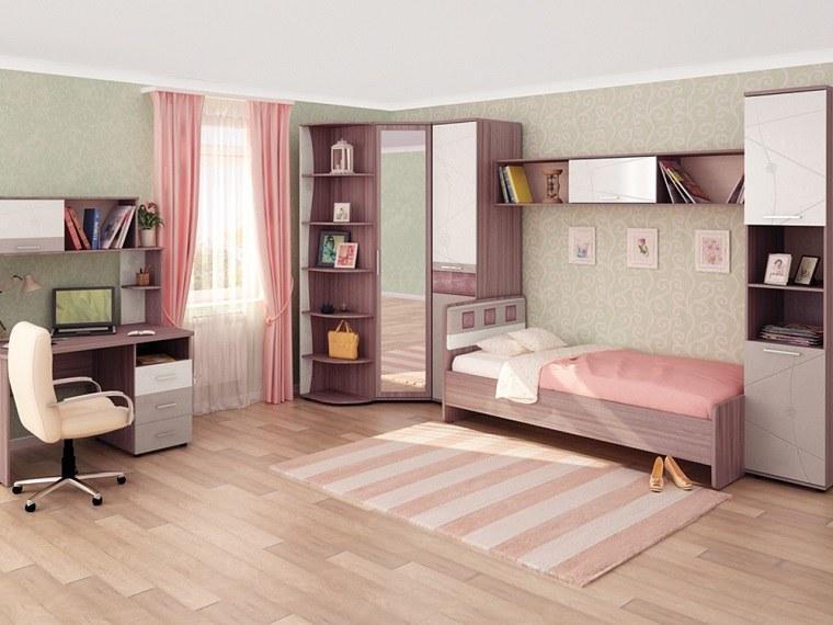 decoracion habitaciones infantiles chicas ideas
