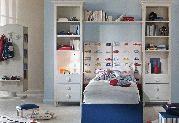 decoración habitaciones infantiles detalles chicos ideas