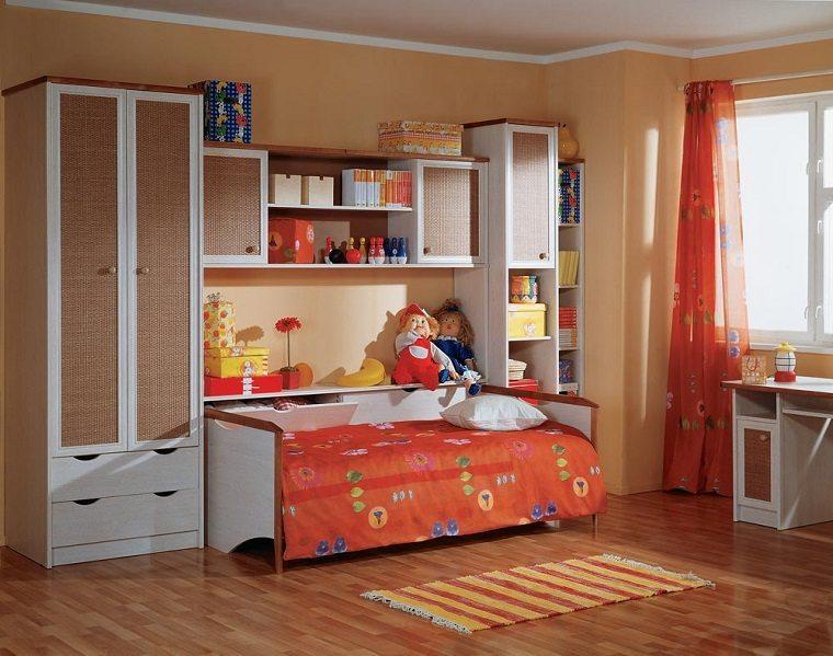decoración habitaciones infantiles diseno clasico ideas