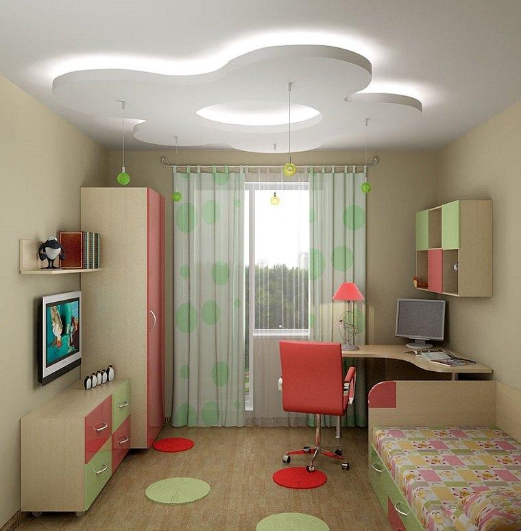 Decoraci n habitaciones infantiles con dise os inspiradores for Diseno habitaciones infantiles
