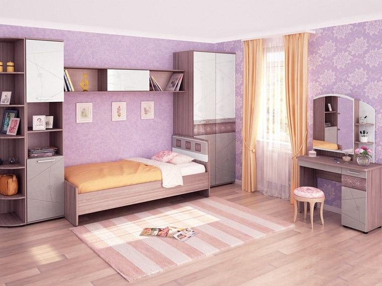 decoracion habitaciones infantiles opciones ninas ideas