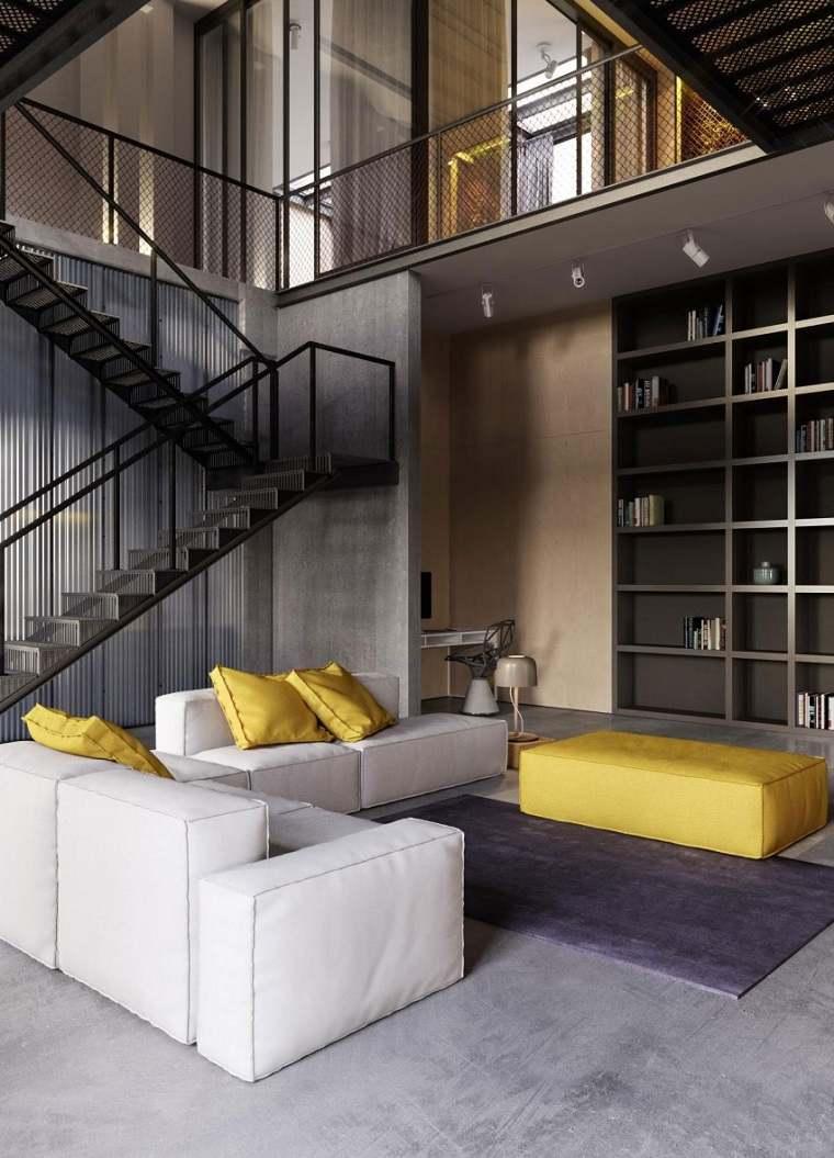 decoracion industrial apartamento Ruslan Kovalchuk ideas