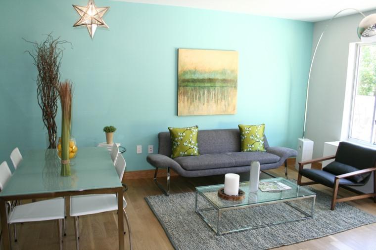 decoración low cost interior pequeño