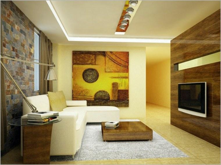 decoración mueble salón diseño
