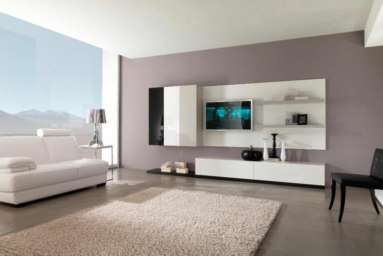 decoración mueble salón interior