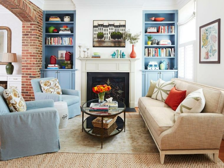 decoracion muebles salon y los diferentes estilos posibles