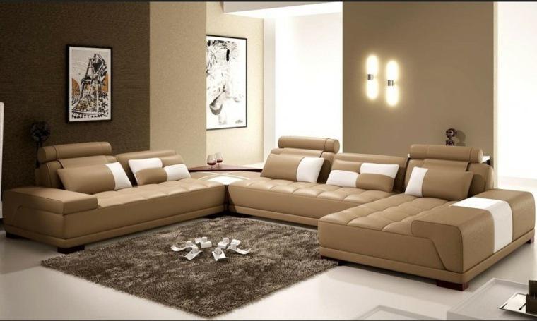 decoración muebles salón interior