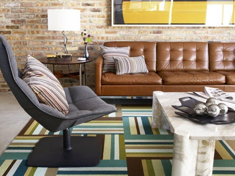 contrastes muebles lineas suelos acentos lineas