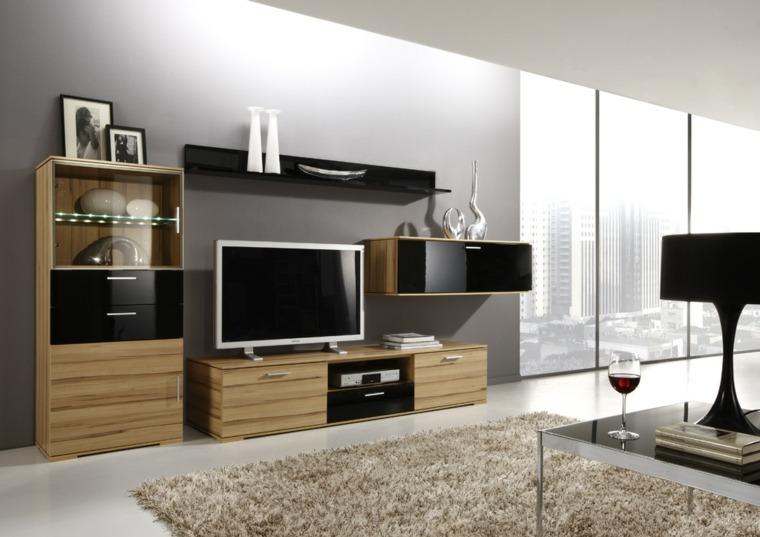 decoración muebles salón