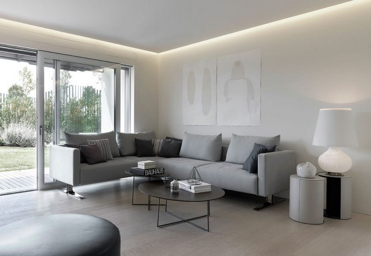 decoracion salon diseno casa urbana Matteo Nunziati ideas