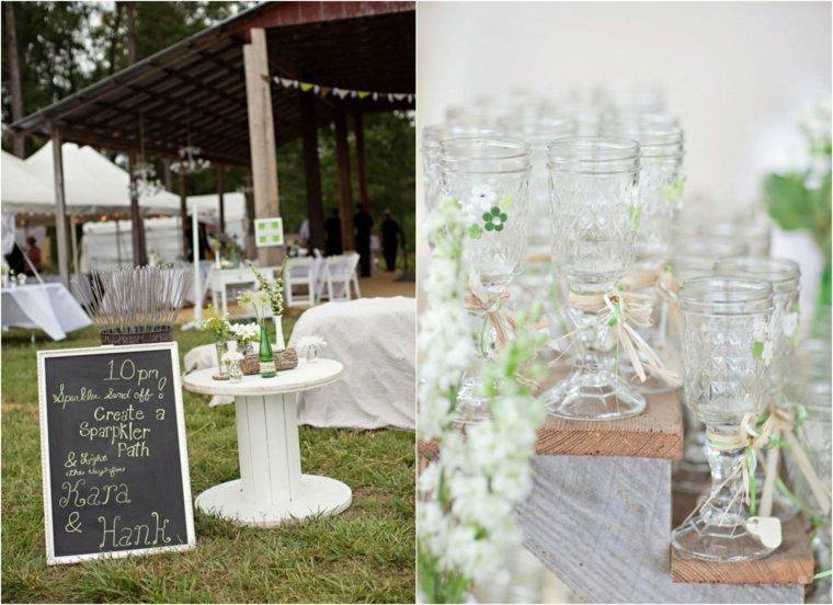 decoracion bodas campestres vintage