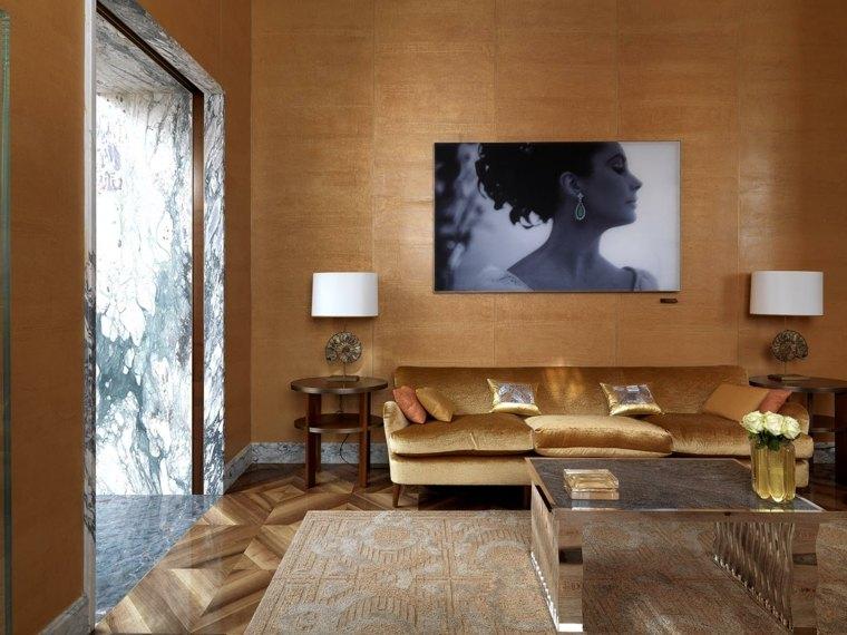decoradores de interiores famosos modernos