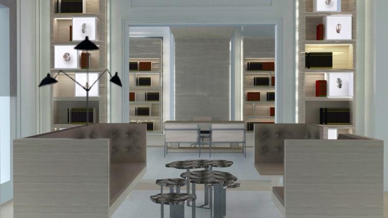 decoradores de interiores famosos elegantes - Interioristas Famosos