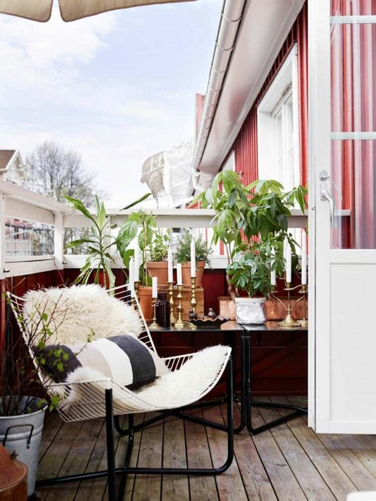 Decorar Balcon Peque O Chill Out 50 Ideas Creativas