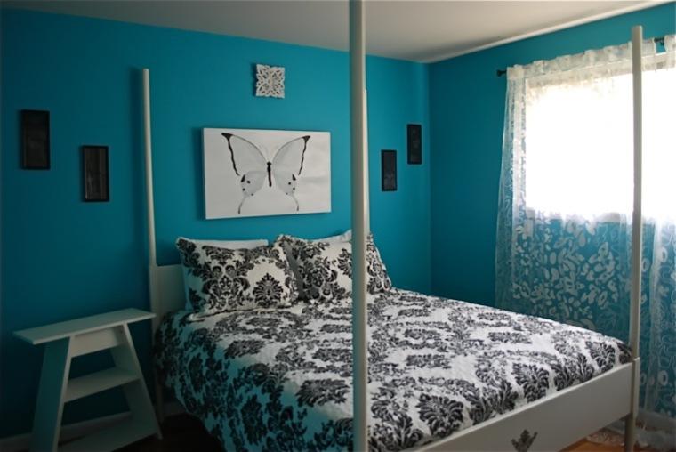 decorar con colores dormitorio