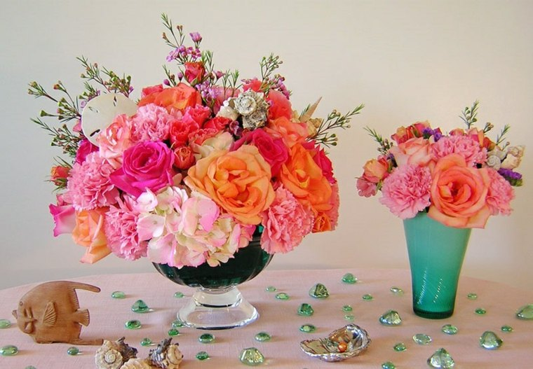 decorar mesa interiores
