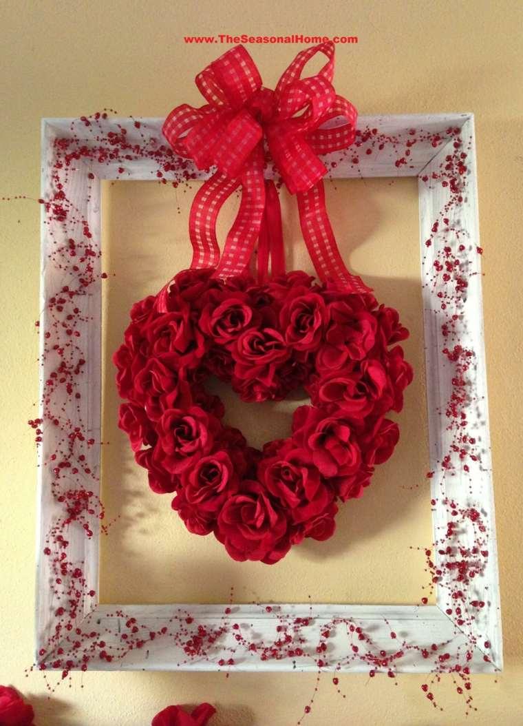 decorar para san valentín