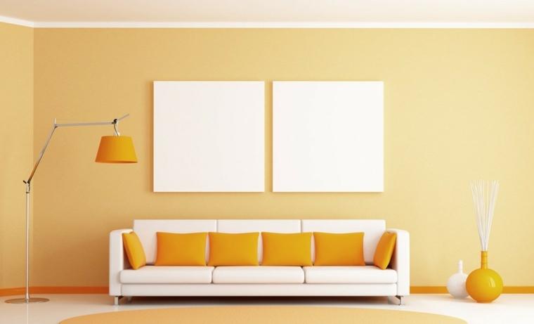 decorar paredes salón original