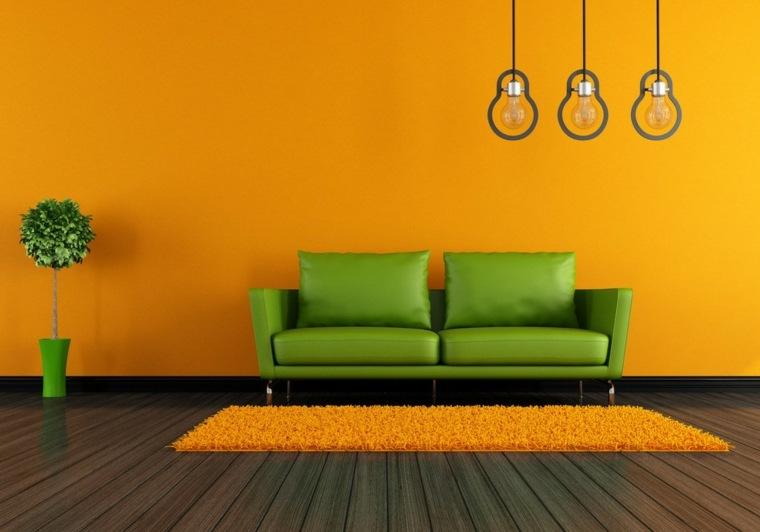 decorar paredes salón