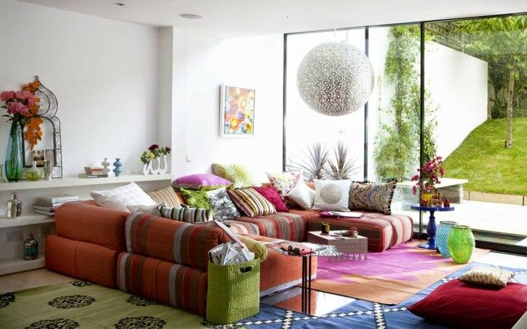 decorar sala de estar colores