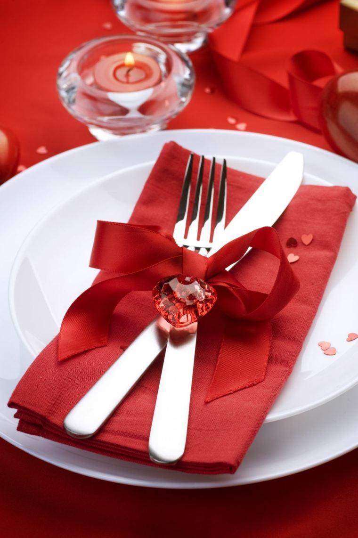 D a de san valent n una decoraci n de emociones y for Decoracion mesa san valentin