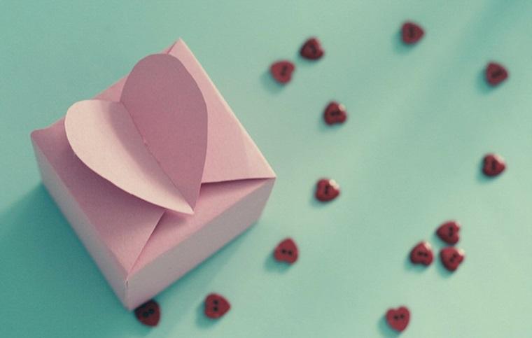 Día de San Valentín, una decoración de emociones y sentimientos -