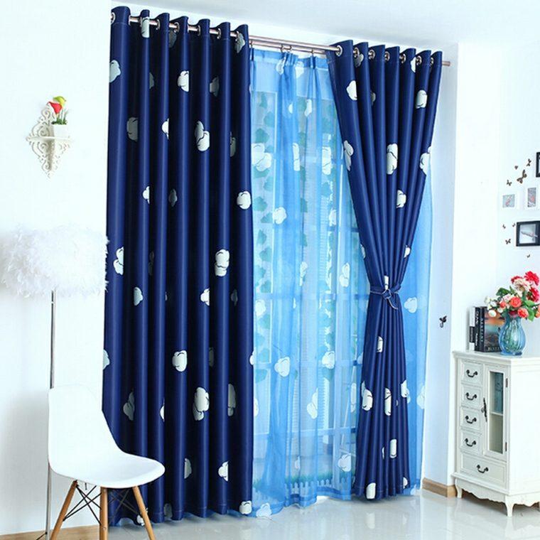 diseños de cortinas para niños originales