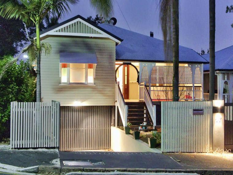 diseño original casa fachada