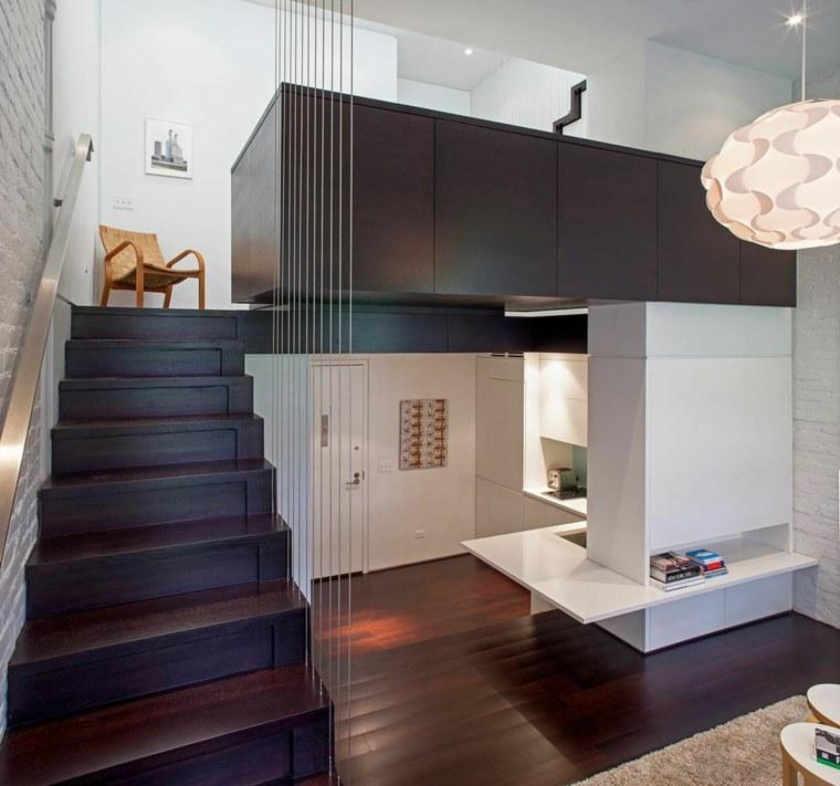 diseño apartamento loft funcional