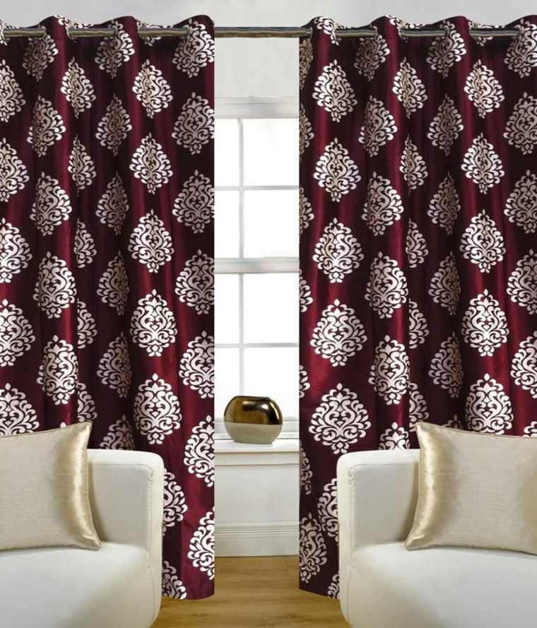 Fotos de cortinas para unos interiores muy modernos for Disenos de cortinas
