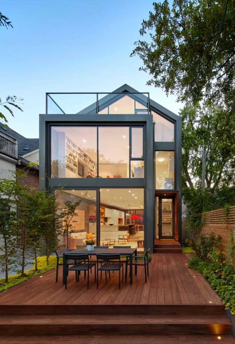 disenos de terrazas exteriores Dubbeldam Architecture Design ideas