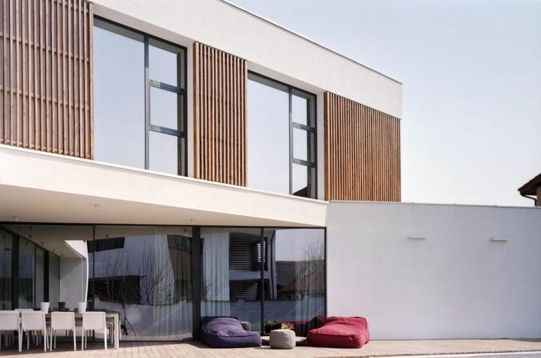 disenos de terrazas exteriores G House ideas