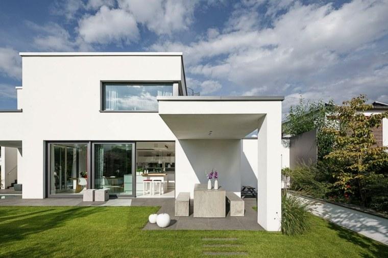 disenos de terrazas exteriores falke architekten ideas