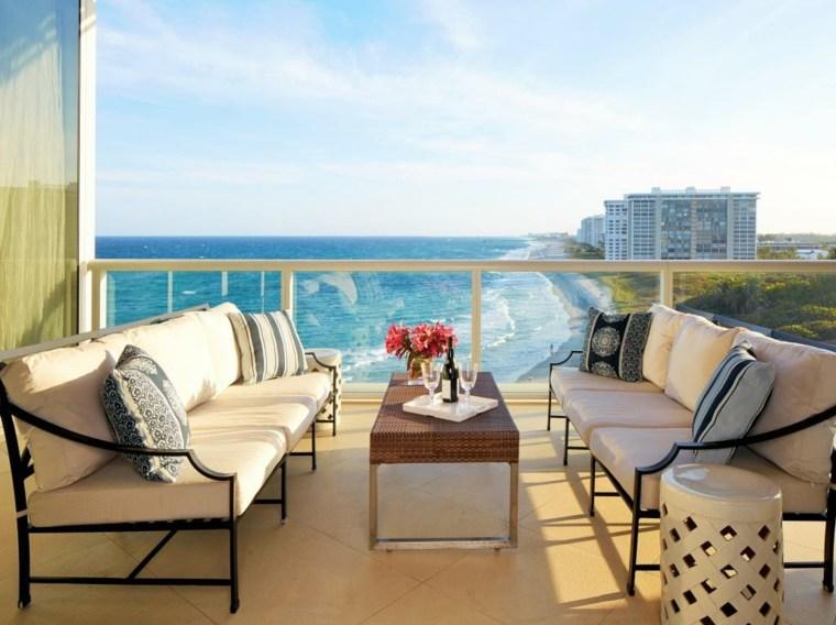 disenos de terrazas exteriores vistas bellas ideas