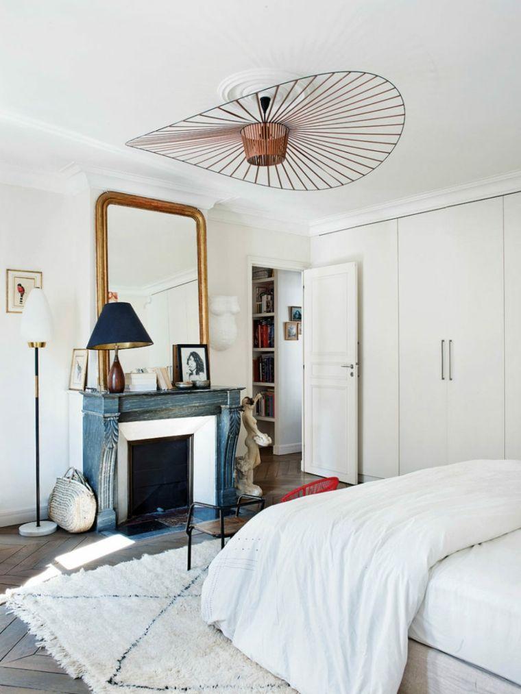 dormitorios diseño blanco especial colores