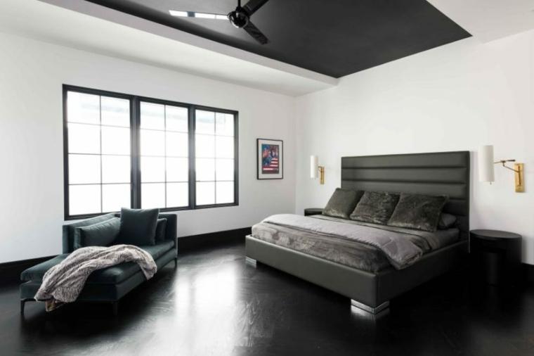 Dormitorios diseño de colores y muebles funcionales